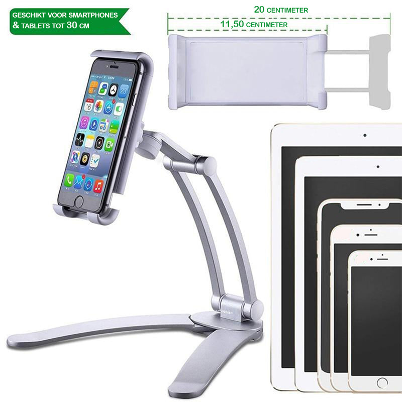 StandyPro® -  multifunctionele tablet houder