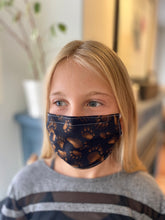 Load image into Gallery viewer, Kids Bear Paw - Reusable Cotton Cloth Child Face Mask