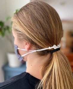 Ear saver - extension hook
