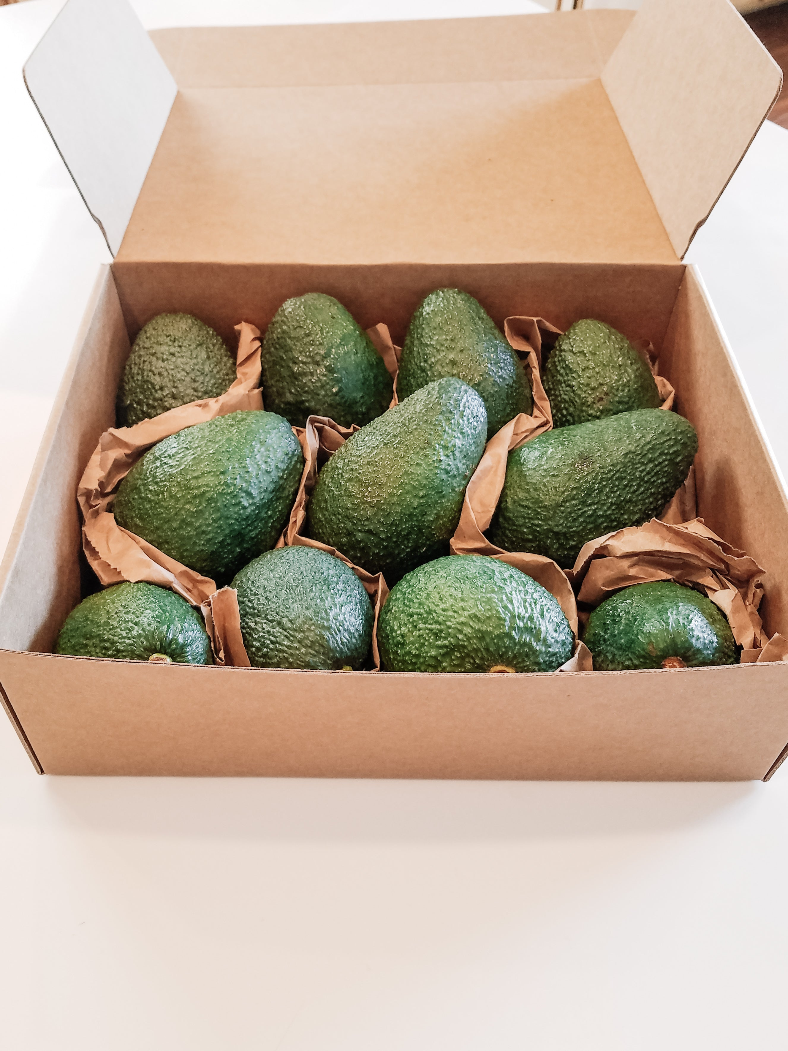 Large Avocado Box- Monthly Subscription