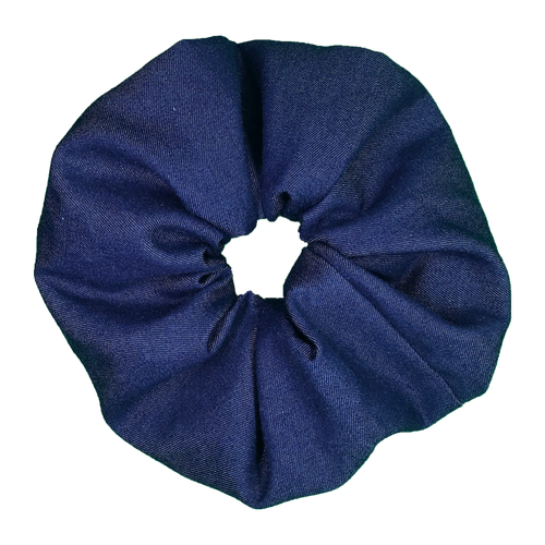 Scrunchie Blue