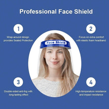 Load image into Gallery viewer, Protective Face Shield - 50 PCS ($3.00 USD)