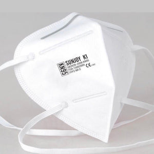 (10 PCS) KN95 5-Ply Face Mask with Elastic Ear Loop