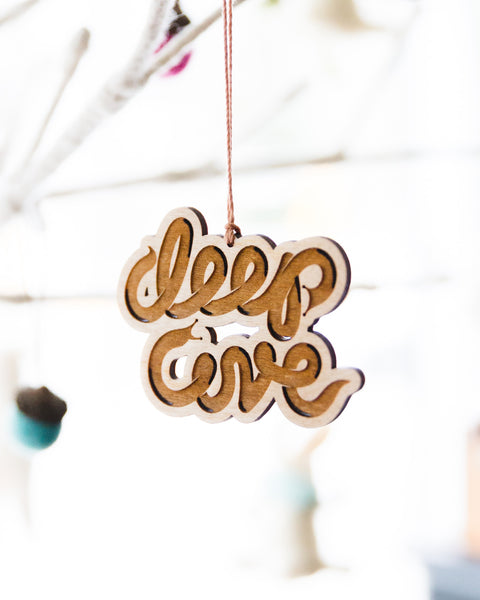 Deep Cove Slug Ornament