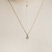 Devi Arts Collective 14KT Diamond Necklace