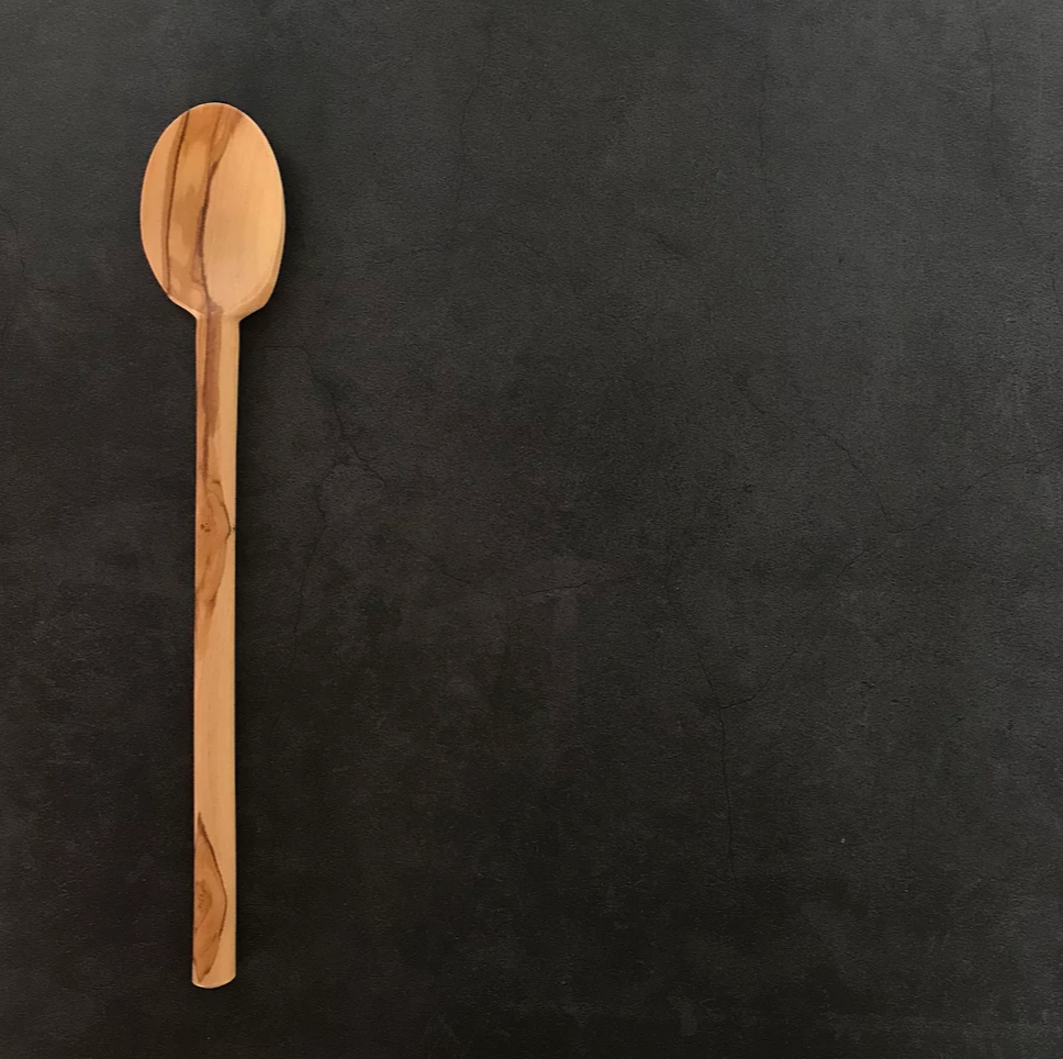 Olive Wood Mouvette Spoon