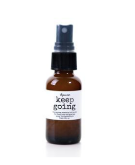 k'pure Keep Going Energizing Essential Oil Spray - 100ml