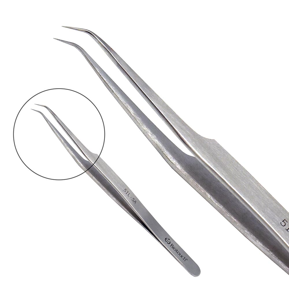 Lash Pickup 140 mm curved tip