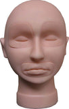 Mannequinn Head ON SALE (matches the SET OF LIP & OPEN-EYE INSERT)