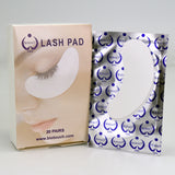 Lint Free Under Eye Gel Patch for  Lash Extn, Perming and Tinting  20 pairs/pack
