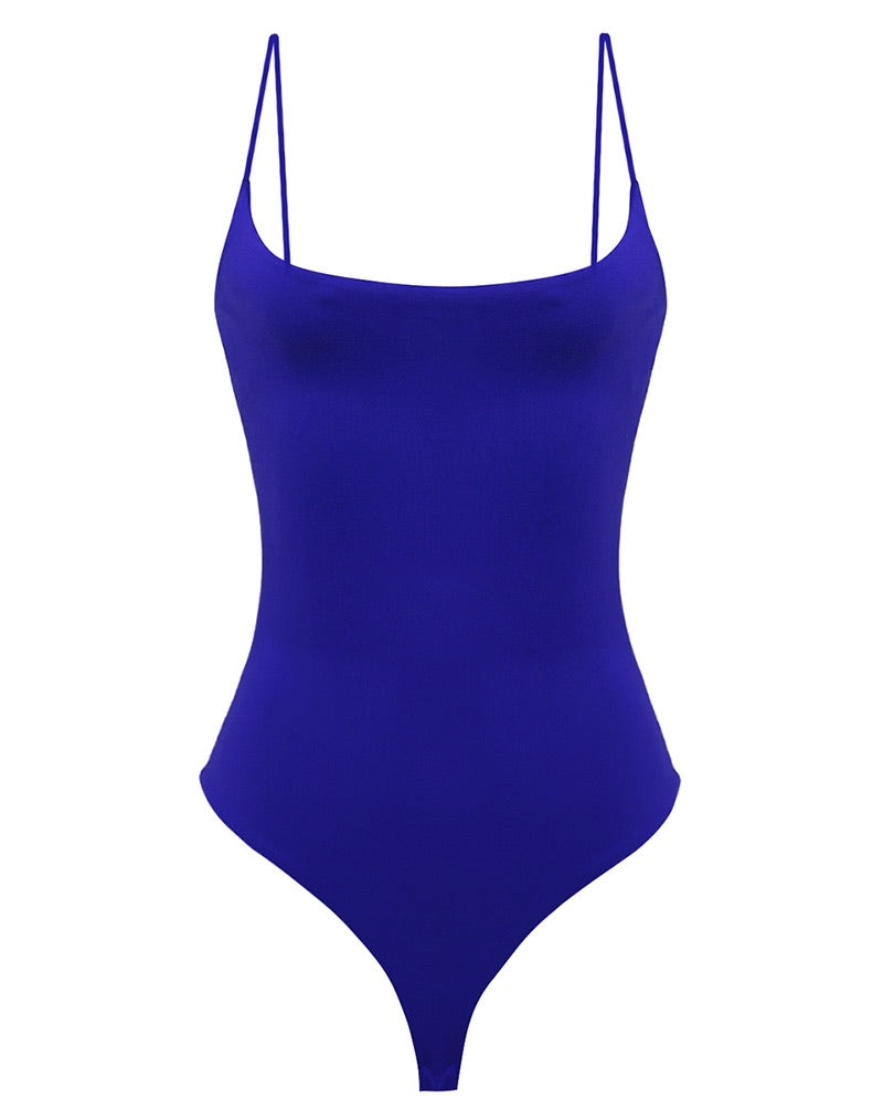 ROYAL SEAMLESS BODYSUIT