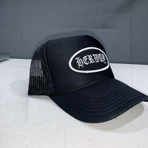 BLACK HERWAY TRUCKER