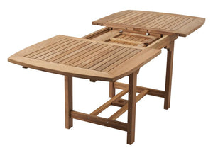 Rectangle Expansion Umbrella Table