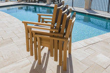 Load image into Gallery viewer, Captiva Dining Chair (Stackable)