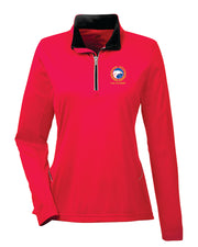 Ladies Quarterzip