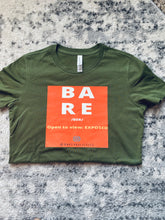 Load image into Gallery viewer, BARE Definition Statement Tee