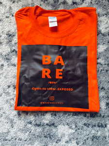 BARE Definition Statement Tee