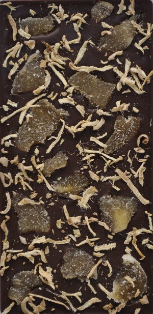 Double Double - Dried & Candied Ginger