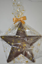 Load image into Gallery viewer, Christmas Star Shaped Chocolate Gift Box with Candied & Dried Fruits