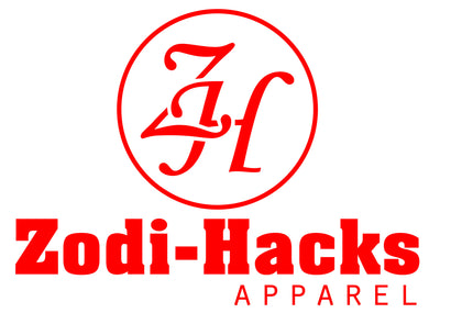 Zodi-Hacks Apparel