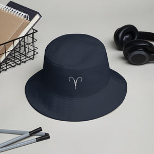 Zodiac Bucket Hat (Aries)
