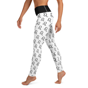 Zodi-Hacks Signature Leo Yoga Leggings - Zodi-Hacks Apparel