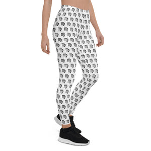 Zodi-Hacks Virgo Leggings - Zodi-Hacks Apparel