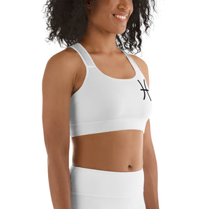 Women's Zodi-Hacks Pisces Sports Bra - Zodi-Hacks Apparel