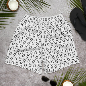Men's Zodiac Symbol Shorts (Taurus) - Zodi-Hacks Apparel