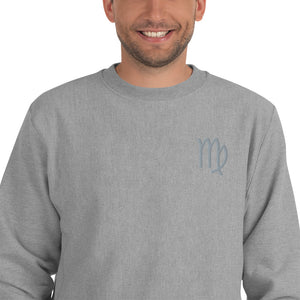 Zodi-Hacks Virgo Champion Sweatshirt - Zodi-Hacks Apparel