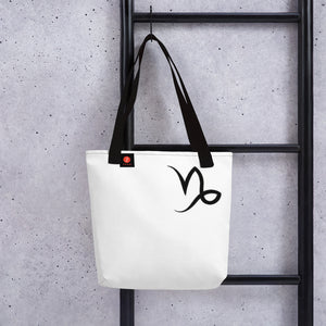 Zodi-Hacks Capricorn Tote bag - Zodi-Hacks Apparel