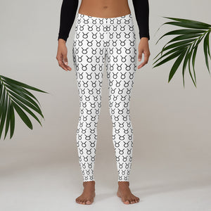 Zodi-Hacks Taurus Leggings - Zodi-Hacks Apparel