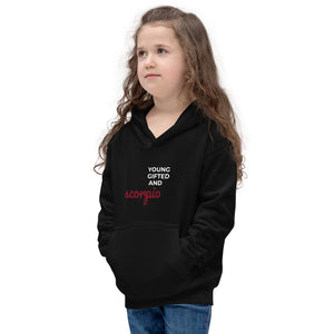 The Gifted Kids Hoodie (Scorpio) - Zodi-Hacks Apparel