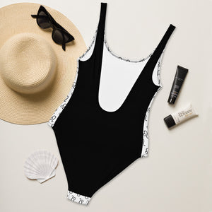 Zodiac Symbol One-Piece Swimsuit (Leo) - Zodi-Hacks Apparel