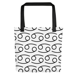 Zodi-Hacks Cancer All-Over Tote Bag - Zodi-Hacks Apparel