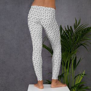 Zodi-Hacks Cancer Leggings - Zodi-Hacks Apparel