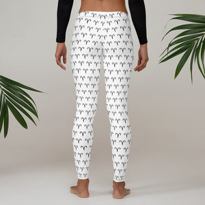 Zodi-Hacks Aries Leggings - Zodi-Hacks Apparel