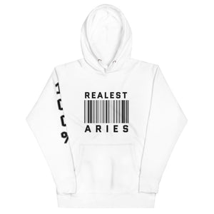 The Realest Zodiac Unisex Hoodie (Aries) - Zodi-Hacks Apparel