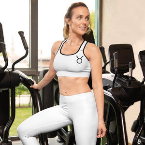 Women's Zodi-Hacks Taurus Sports bra - Zodi-Hacks Apparel