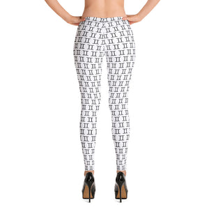 Zodi-Hacks Gemini Leggings - Zodi-Hacks Apparel