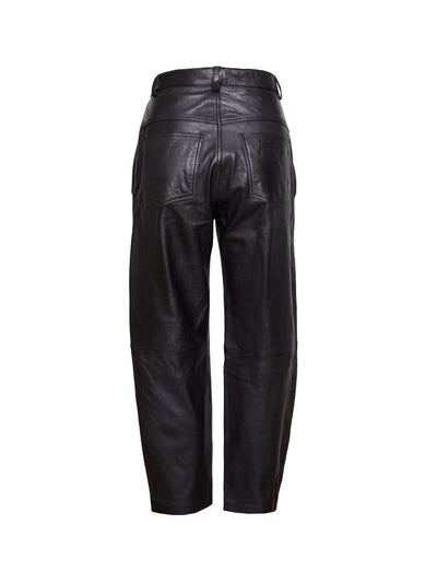 BUICK LEATHER PANT | BLACK