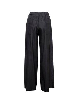 ROCCO WIDE LEG PANT | BLACK