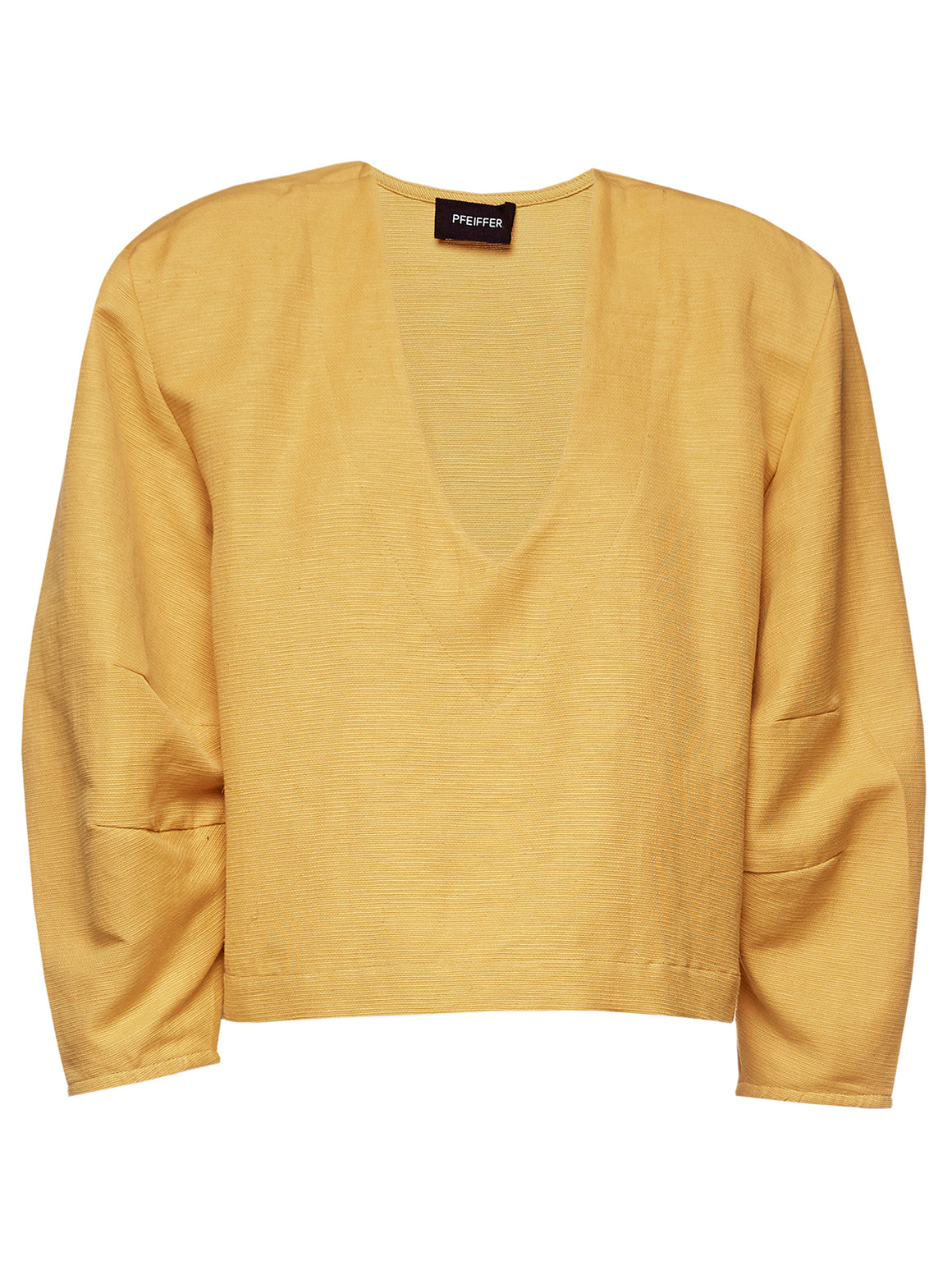The Chapman Top | Tumeric