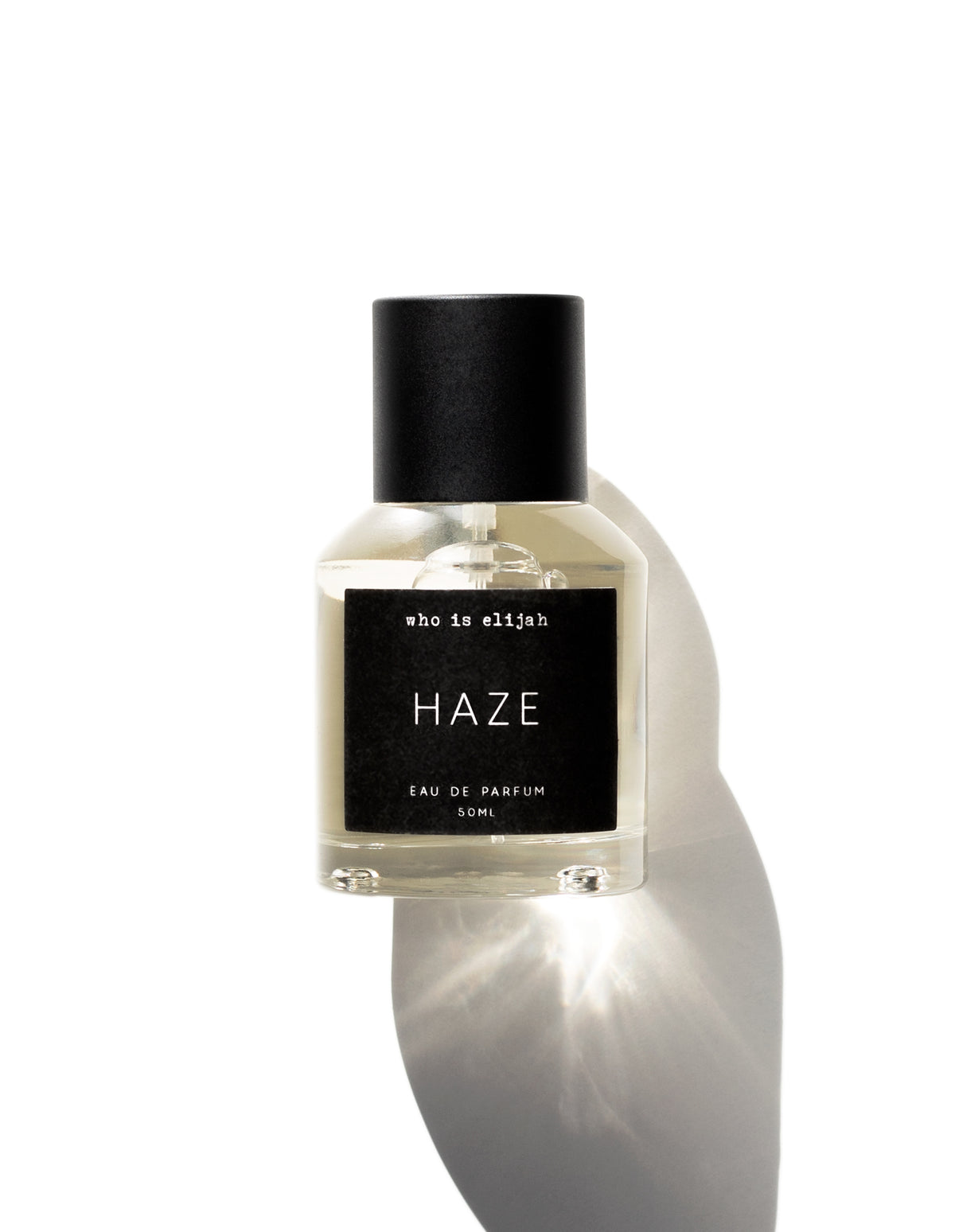 WHO IS ELIJAH HAZE 50ml