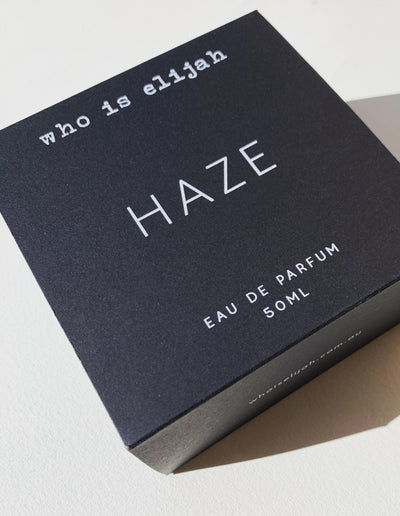 WHO IS ELIJAH HAZE 100ml