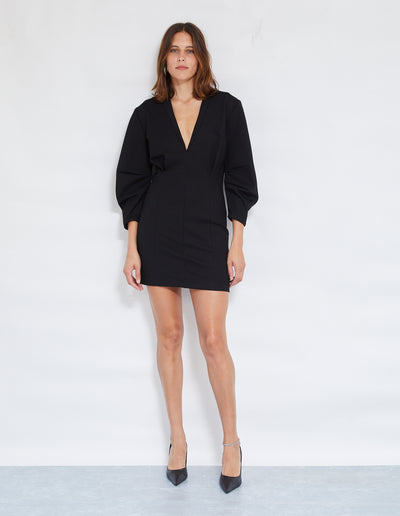 ANDERSON DION DRESS | BLACK