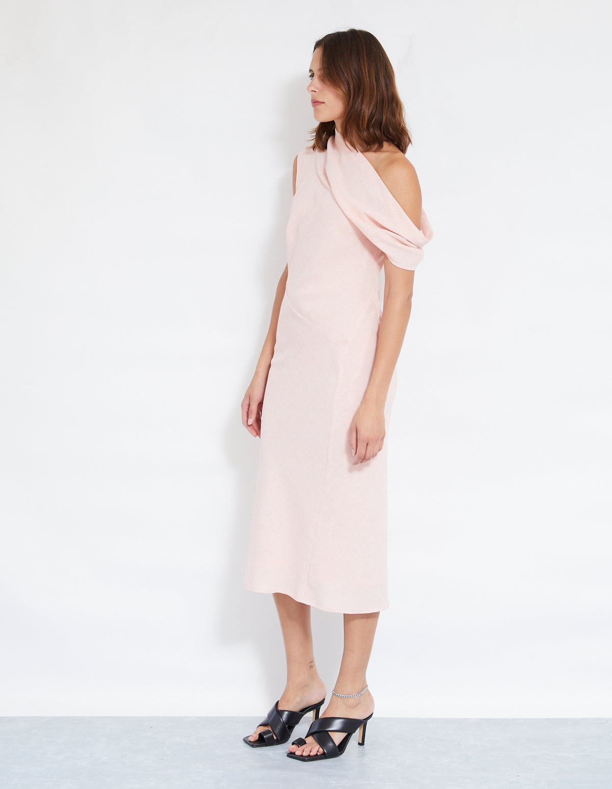 ZIGGY DRESS | PEACH