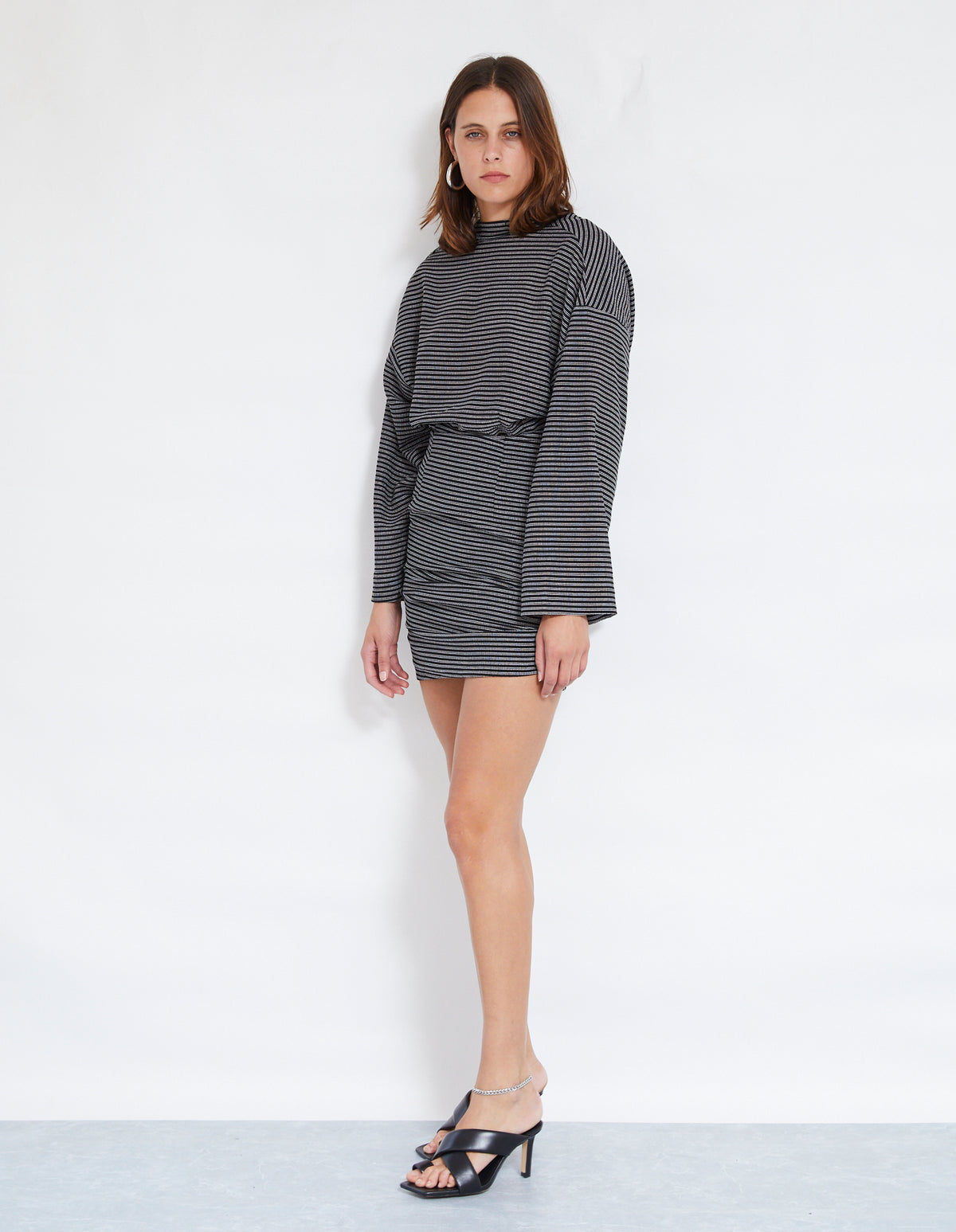 CHAMBERLAIN MINI DRESS
