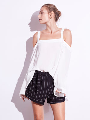 Dali Top with Straps | Milk