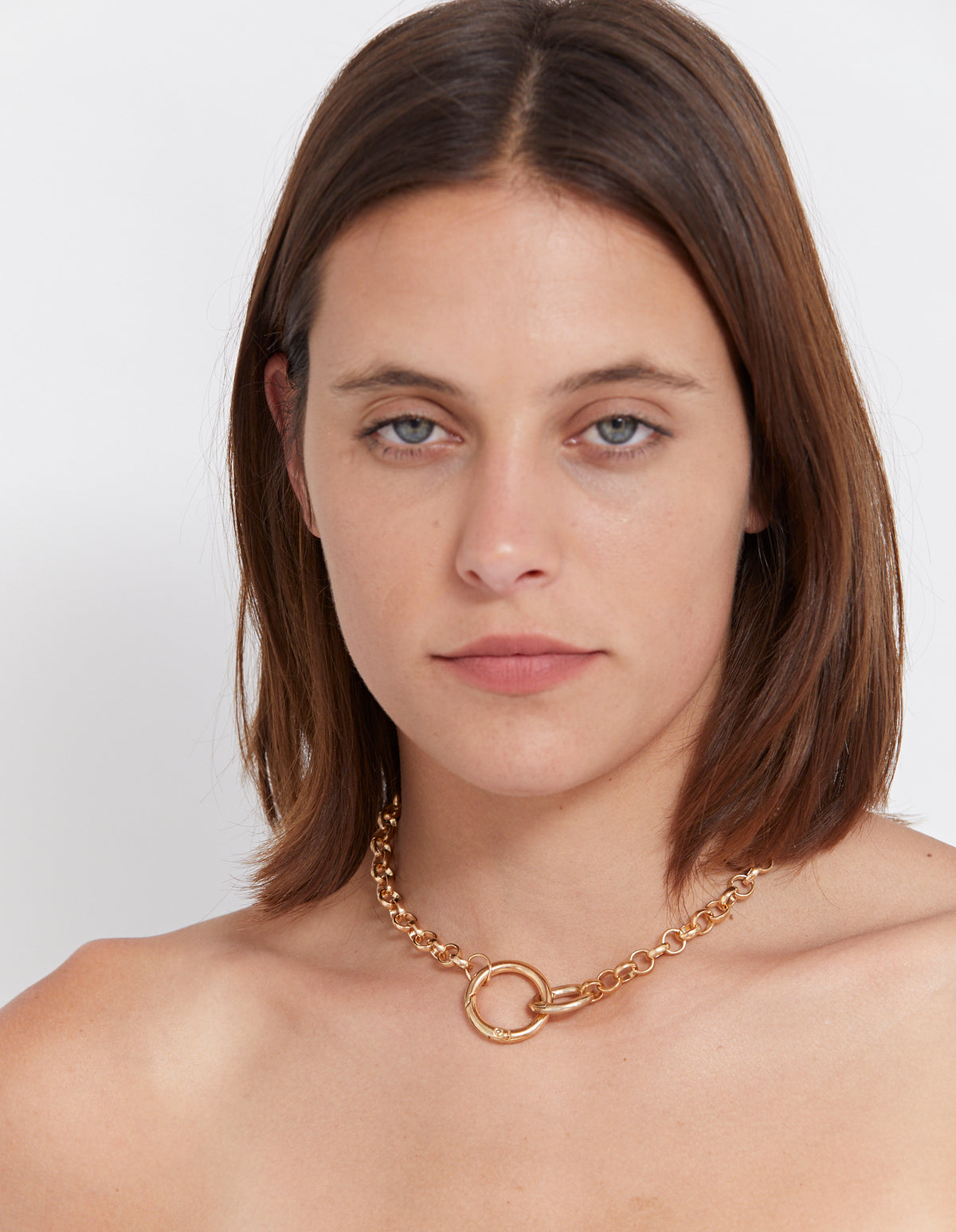 GEDE NECKLACE | GOLD